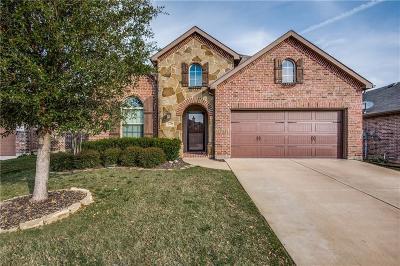Fort Worth Single Family Home For Sale: 9345 Comanche Ridge Drive