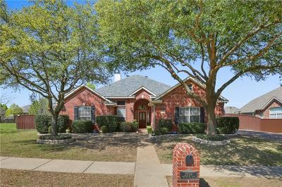 Flower Mound Single Family Home Active Option Contract: 2004 Longfellow Lane
