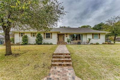 Fort Worth Single Family Home For Sale: 3800 Arroyo Road