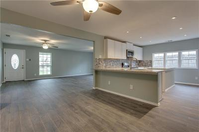 Lewisville Single Family Home Active Option Contract: 967 Springwood Drive
