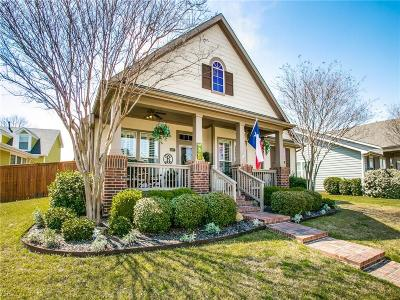 North Richland Hills Single Family Home For Sale: 6221 Winter Park Drive