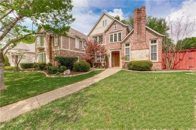 McKinney Single Family Home For Sale: 1705 Kensington Lane
