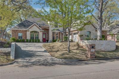Azle Single Family Home For Sale: 440 Schooner Drive