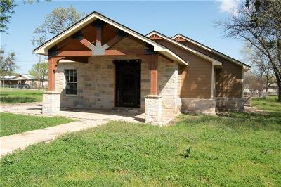 Palo Pinto County Single Family Home For Sale: 813 18th Street