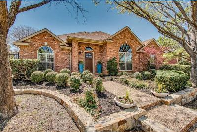 North Richland Hills Single Family Home For Sale: 7608 Oak Knoll Drive