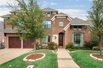 Irving Single Family Home For Sale: 1050 Backbay Drive