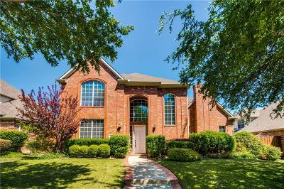 Plano Single Family Home For Sale: 8012 Ashby Court
