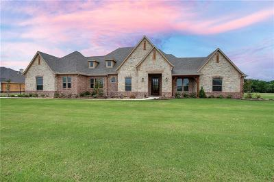 Royse City Single Family Home Active Option Contract: 552 Horseshoe Bend