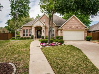 Flower Mound Single Family Home Active Option Contract: 4601 Skyline Drive