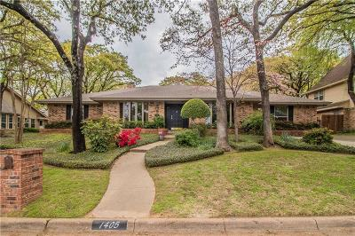 Arlington Single Family Home For Sale: 1405 Riverview Drive