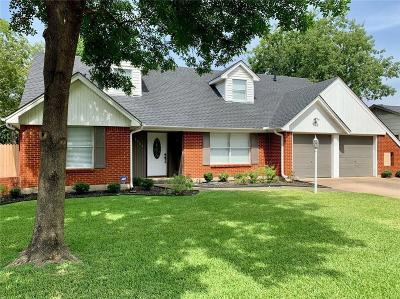 Farmers Branch Single Family Home For Sale: 2885 Meadow Port Drive