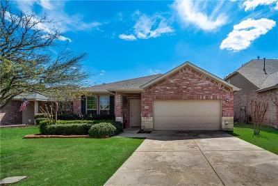 McKinney Single Family Home For Sale: 5709 Pebble Ridge Drive