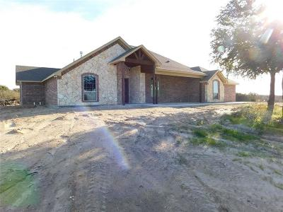 Stephenville Single Family Home For Sale: 10005 Cr 179