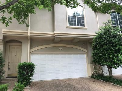 Addison Residential Lease For Lease: 14563 Juliard Lane