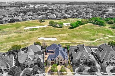 Southlake TX Single Family Home For Sale: $1,498,500