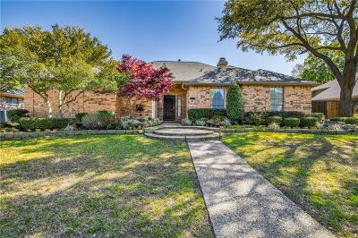 Coppell Single Family Home For Sale: 225 Plantation Drive