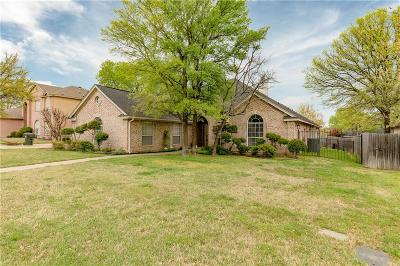 Aledo Single Family Home For Sale: 247 Bluff View Court