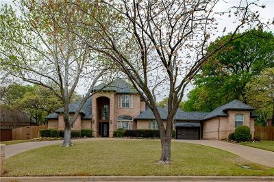 Southlake, Westlake, Trophy Club Single Family Home For Sale: 1507 Chimney Works Drive
