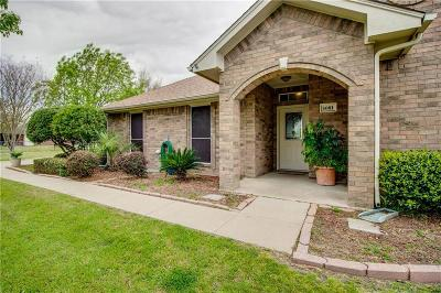 Red Oak Single Family Home Active Option Contract: 1081 Pierce Road