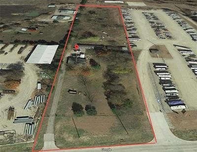 Wylie Commercial Lots & Land For Sale: 4000 N Highway 78