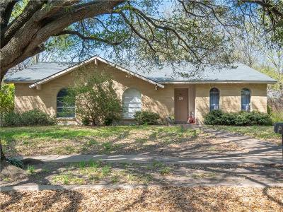 Plano Single Family Home Active Option Contract: 1429 Waterton Drive