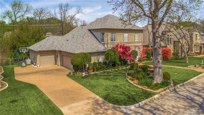 McKinney Single Family Home For Sale: 2720 Hidden Forest Drive