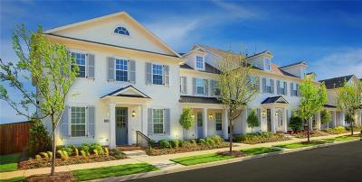 North Richland Hills Townhouse For Sale: 8771 Ice House Drive