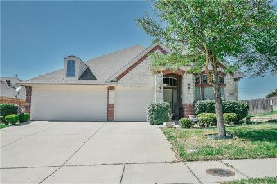 Dallas Single Family Home Active Option Contract: 8205 McCain Drive