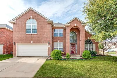 North Richland Hills Single Family Home Active Option Contract: 7300 Blackhawk Court