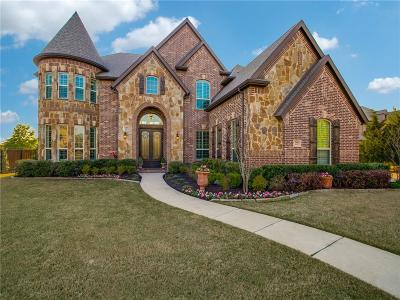 Colleyville Single Family Home For Sale: 7000 Handel