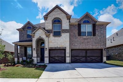 Aledo Single Family Home For Sale: 15241 Saralily Way