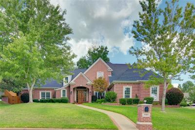 Tyler Single Family Home For Sale: 7301 Whiteforest Cove
