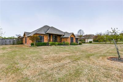 Forney Single Family Home Active Option Contract: 11055 Country Ridge Lane