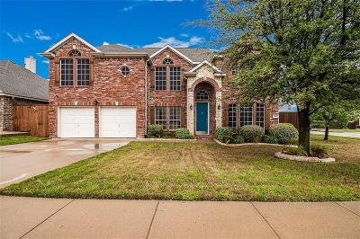 Tarrant County Single Family Home For Sale: 7000 Brekenridge Drive