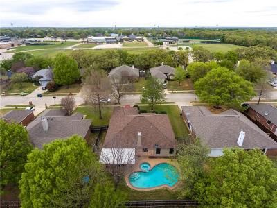 Corinth Single Family Home Active Option Contract: 3206 Cliff Oaks Drive