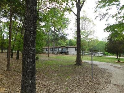 Quitman TX Single Family Home For Sale: $189,900