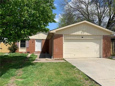 Mansfield Single Family Home For Sale: 511 Plainview Drive