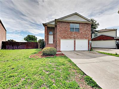 Lewisville Single Family Home For Sale: 2007 Cardinal Lane