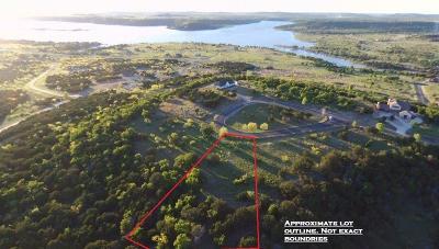 Possum Kingdom Lake Residential Lots & Land For Sale: 1121 Raven Circle