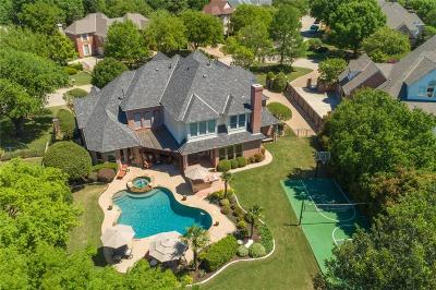 Southlake Single Family Home For Sale: 609 Aberdeen Way