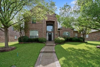 Coppell Single Family Home For Sale: 617 Spring Hill Drive