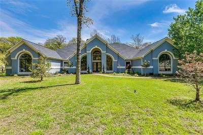 Fort Worth Single Family Home For Sale: 11712 Rams Lake Road