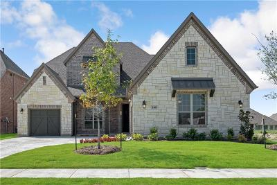 Rockwall Single Family Home For Sale: 1405 Harvard Drive