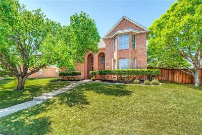 Keller Single Family Home Active Option Contract: 1632 Overcup Lane
