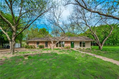 Dallas County Single Family Home Active Contingent: 4131 Jordan Valley Road