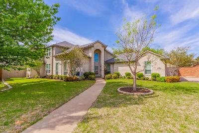 Carrollton Single Family Home For Sale: 3727 Canon Gate Circle