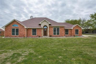 Forney Single Family Home Active Option Contract: 16077 Prairie Meadow Lane