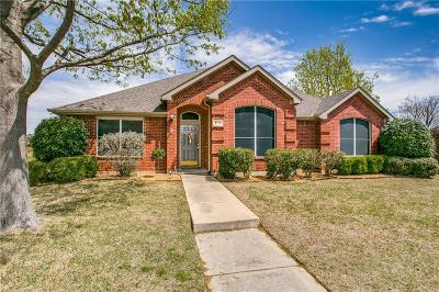 Allen Single Family Home For Sale: 212 Windsong Way