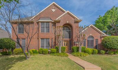 Coppell Single Family Home For Sale: 206 Black Oak Circle