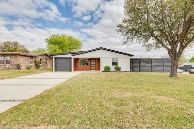 Farmers Branch Single Family Home For Sale: 13906 Dennis Lane